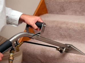 MSP Carpet Stairs Cleaning