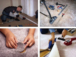 MSP Carpet Stretching and Repair